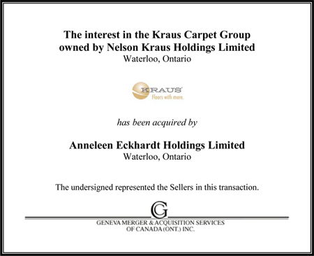 Kraus Carpet Group