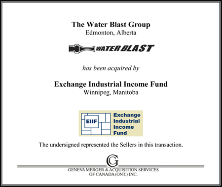 The Water Blast Group