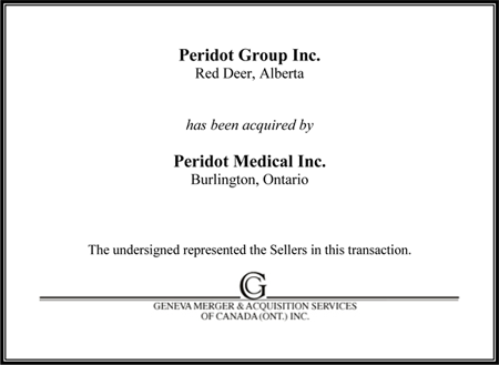 Periot Group INc.